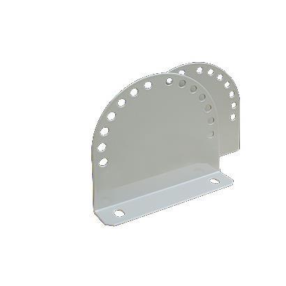 Winkelhalterung für ECOSUN Hochtemperaturpanel 900 W - 3600 W