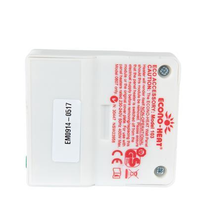 Thermostat Econo-Heat 103 für Wandheizung eHeater G4 Modell 0607