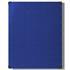Abdeckplanen Farbe Blau Grün 8m x 10m aus PE Tarpaulin reiß- und wasserfest mit Metalloesen und verstaerktem Saum Grammatur waehlbar 90 g/m² 180 g/m² 260 g/m
