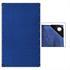 Abdeckplanen Farbe Blau Grün 8m x 12m aus PE Tarpaulin reiß- und wasserfest mit Metalloesen und verstaerktem Saum Grammatur waehlbar 90 g/m² 180 g/m² 260 g/m