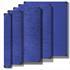 Abdeckplanen Farbe Blau aus PE Tarpaulin reiß- und wasserfest mit Metalloesen und verstaerktem Saum Grammatur waehlbar 90 g/m² 180 g/m² 260 g/m
