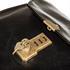 Aktentasche Leder schwarz abschließbar