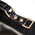 Aktentasche Leder schwarz