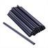 30 Befestigungsclips für PVC Sichtschutzstreifen anthrazit