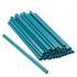 30 Befestigungsclips für PVC Sichtschutzstreifen grün