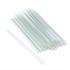 30 Befestigungsclips für PVC Sichtschutzstreifen transparent
