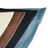 Estexo Ersatzbezug fuer Doppel Sonnenliege XXL, zwei Personen Liege mit Kissen Farbe Schwarz, Braun, Beige, Grau, Wasserabweisend und Witterungsbeständig