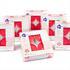Estexo® 24 Maxi Teelichter Rote Früchte Duft