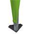 Estexo® Falt Klapp Pavillon Farbe Apfelgruen, 3x3m wasserabweisend, leichter Aufbau durch Scherenmechanismus