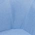 Fernsehsessel mit Kissen von Estexo, TV Sessel Polsterung mit Knoepfen, stabile Holzbeine, Farbe Dunkelgruen, Detailansicht Stoffbezug Naehte