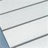 Estexo® WPC Gartentische in der Farbe Beige Grau, Groesse 90x90cm, mit pulverbeschichteten Stahlrahmen, Witterungs- und UV-bestaendig, Detailansicht von Tischplatte