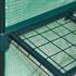 Folien-Gewächshaus mit 3 Etagen 121 cm