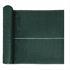 HDPE Sichtschutz Zaunblende grün 1,2 x 10 m