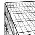 Hunde Transportbox Groesse XL, sicher und stabil mit praktischem Tragegriff, zusammenklappbar, schneller Aufbau