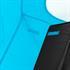 Estexo® klappbares Kinderreisebett und Laufstall inklusive Transporttasche, Farbe Tuerkis Grau, Detailansicht von Bodenmatte