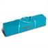 Estexo® klappbares Kinderreisebett und Laufstall inklusive Transporttasche, Farbe Tuerkis Grau, Detailansicht
