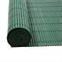 PVC Sichtschutzmatte grün 0,80 x 3 m