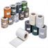 PVC Sichtschutz Streifen 19 cm verschiedene Farben und Dekore
