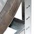 Reifenregal verzinkt inklusive metallverstärkter Kantenschutz