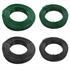 Spanndraht fuer Zaunarbeiten, Staerke 3,8mm, Farbe Grün RAL6005 oder Anthrazit RAL7016