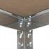 Steckregal 180x90x40 cm verzinkt, Belastbarkeit 750 kg