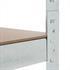Steckregal Schwerlastregal 180x90x40 cm verzinkt, Belastbarkeit 875 kg