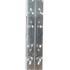 Steckregal Schwerlastregal 180x90x45 cm verzinkt, Belastbarkeit 1325 kg