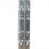 Steckregal Schwerlastregal 200x120x60 cm verzinkt, Belastbarkeit 875 kg
