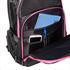 Trolley Rucksack mit Notebookfach mit praktischen Fächern und Reißverschlüssen