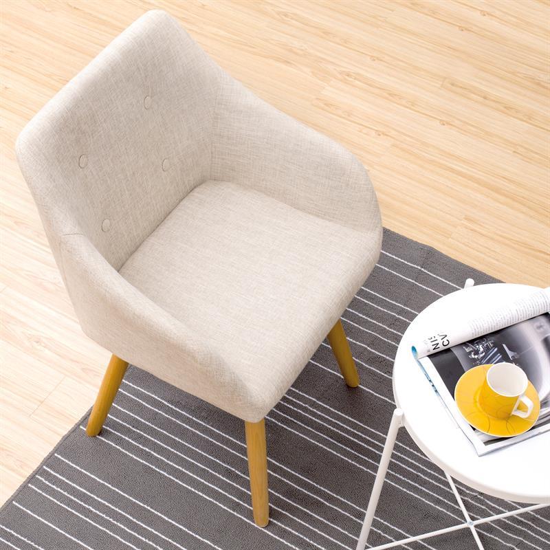Esszimmerstuhl-Vintage-Design-Stuhl-Stoffbezug-Beige-Stuhlbeine-Holz-020.jpg