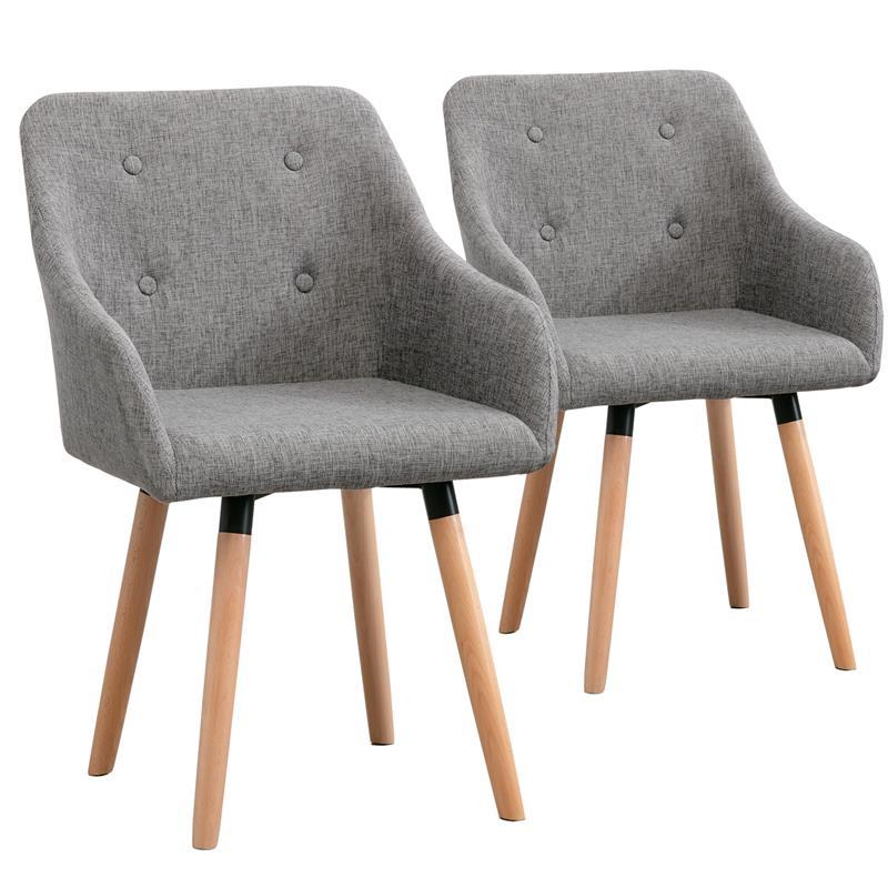 Esszimmerstuhl-Vintage-Design-Stuhl-Stoffbezug-Grau-Stuhlbeine-Holz-002.jpg