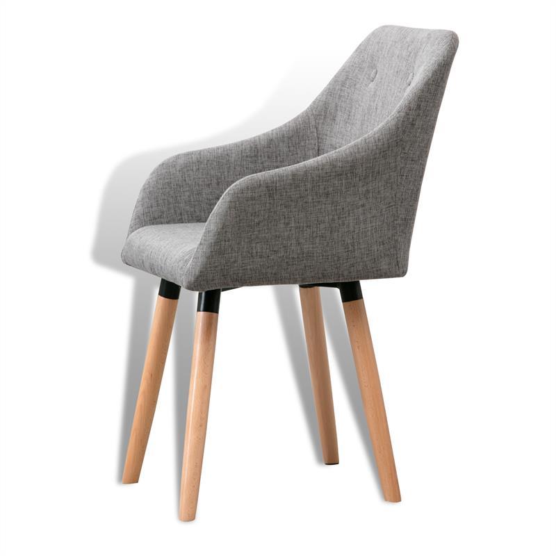 Esszimmerstuhl-Vintage-Design-Stuhl-Stoffbezug-Grau-Stuhlbeine-Holz-005.jpg