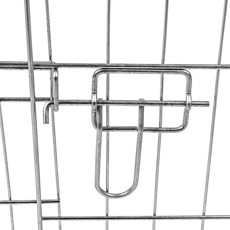 Hasen-Freilauf-Gehege-63cm-61cm-6-Gitter-inkl.-Schutz-Schattiernetz-004.jpg