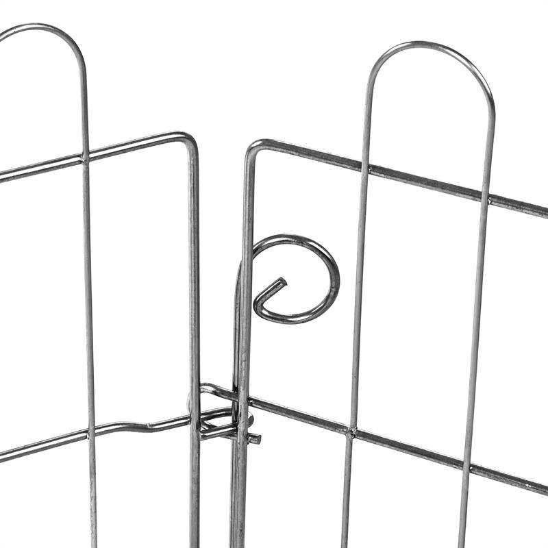 Hasen-Freilauf-Gehege-63cm-61cm-6-Gitter-inkl.-Schutz-Schattiernetz-005.jpg