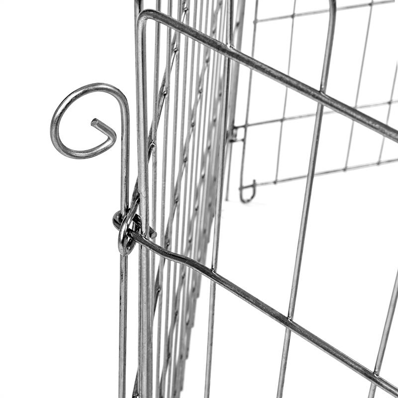 Hasen-Freilauf-Gehege-63cm-61cm-6-Gitter-inkl.-Schutz-Schattiernetz-006.jpg