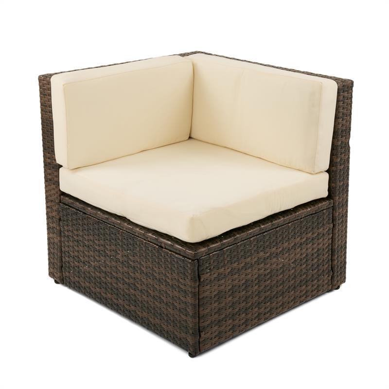 Lounge-Garnitur-1-Sitzer-Eckteil-Polyrattan-Braun-002.jpg