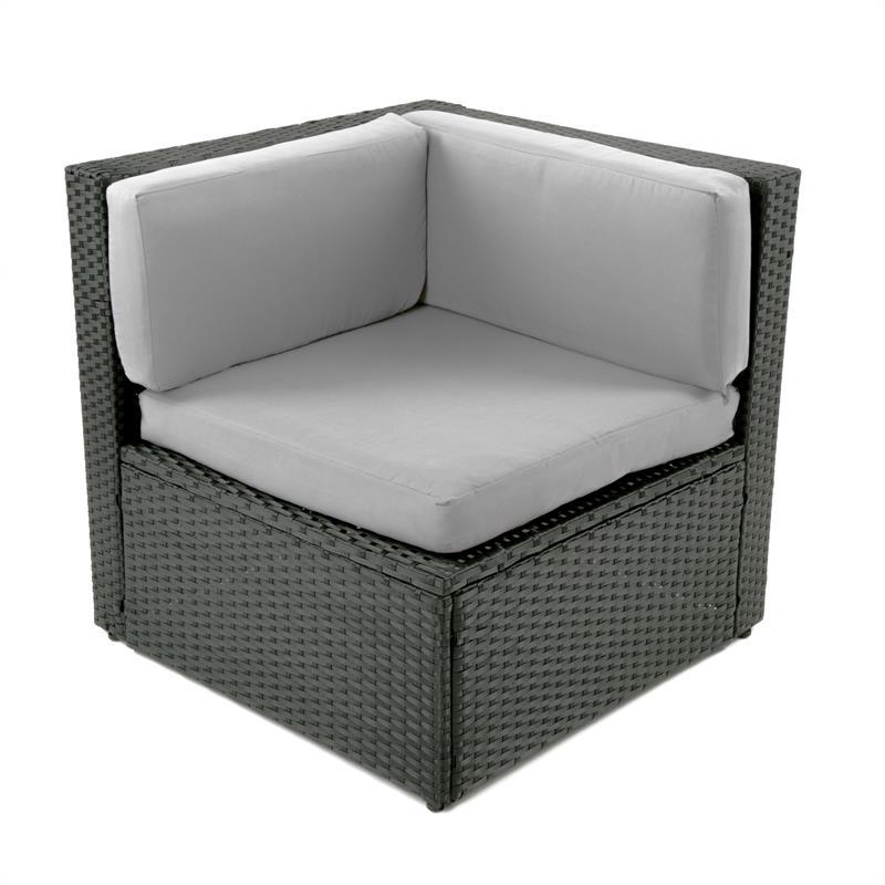Lounge-Garnitur-1-Sitzer-Eckteil-Schwarz-Polyrattan-002.jpg