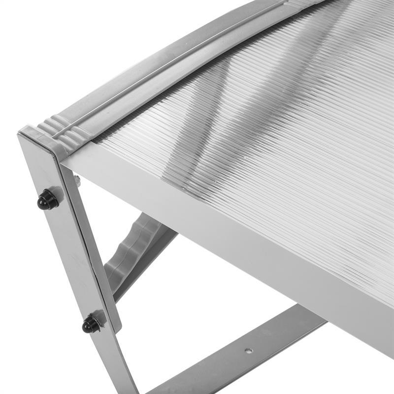 Maehroboter-Garage-Metallfuss-Grau-mit-Befestigungsschrauben-Hohlkammerplatte-005.jpg