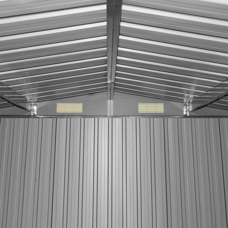 Metall-Gartenhaus-204x132x185cm-Gruen-RAL6005-006.jpg