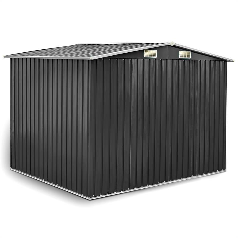 Metall-Gartenhaus-205x257x178cm-Anthrazit-RAL7016-002.jpg