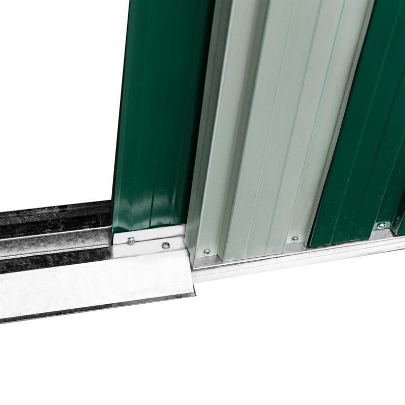 Metall-Gartenhaus-205x257x178cm-Gruen-RAL6005-008.jpg