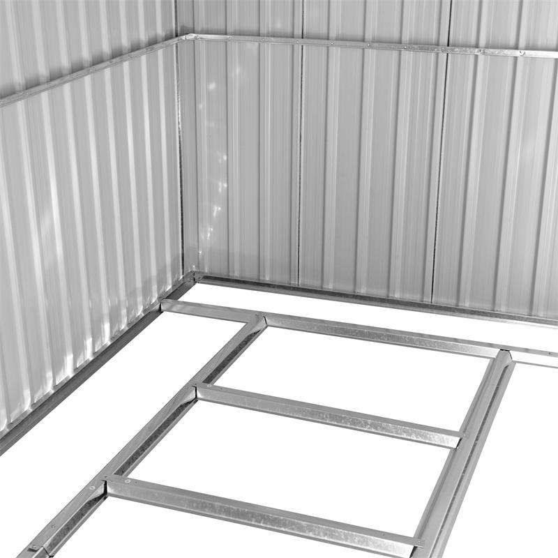Metall-Gartenhaus-MGH-257x312x192cm-Grau-Weiss-006.jpg
