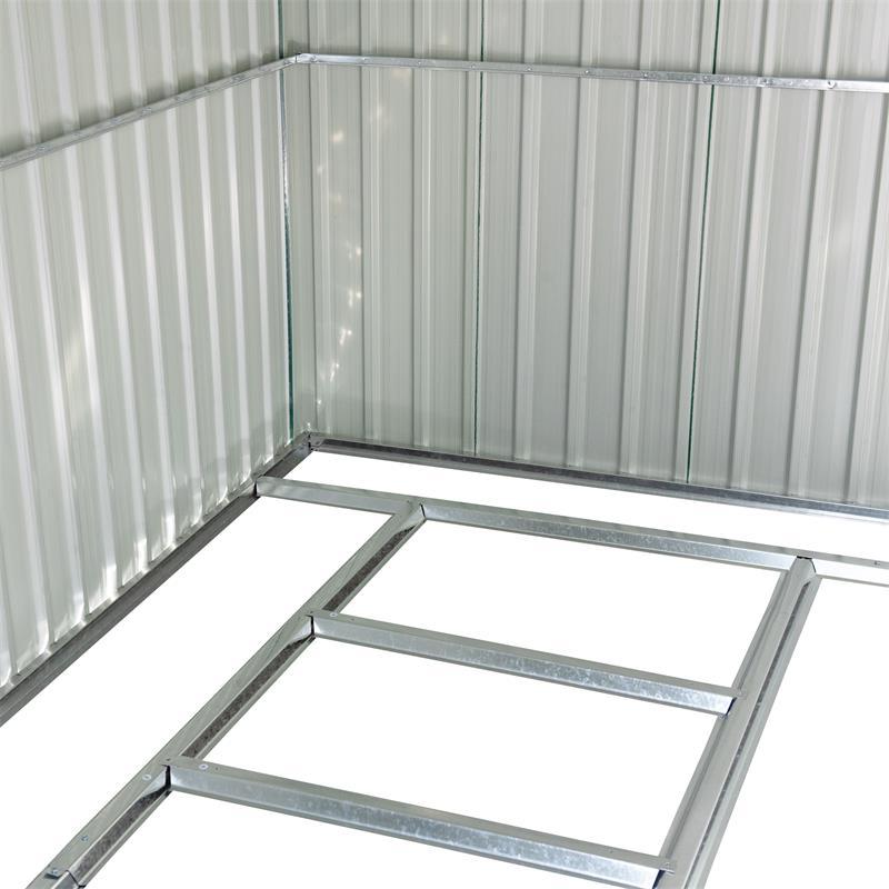 Metall-Gartenhaus-MGH-257x312x192cm-Gruen-Weiss-006.jpg