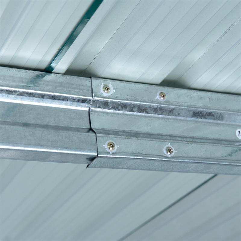Metall-Gartenhaus-MGH-257x312x192cm-Gruen-Weiss-008.jpg